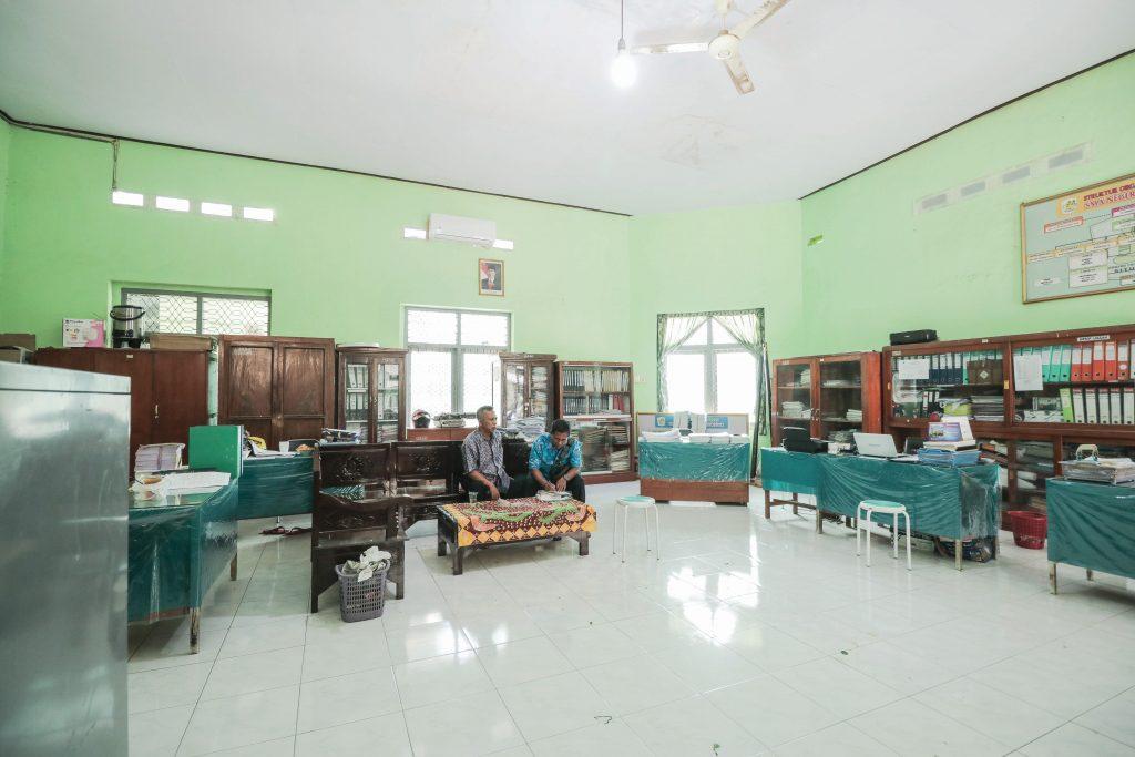 Ruang Tenaga Administrasi Sekolah